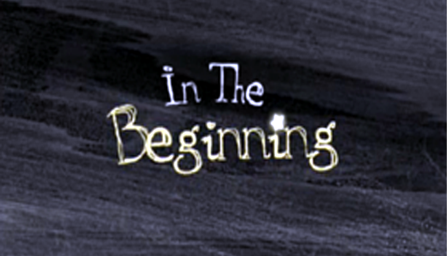 Chapter 1: In Beginning